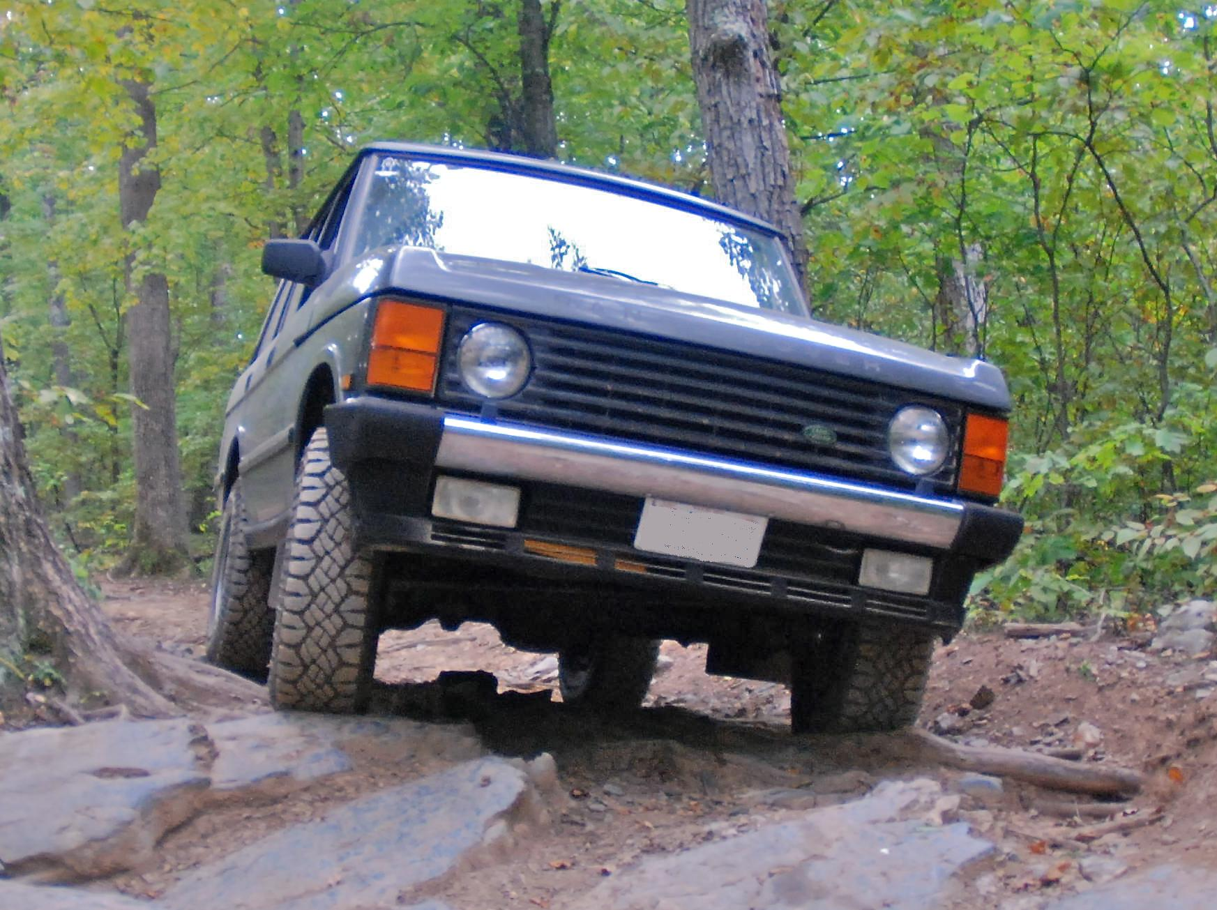 Mid Atlantic Rover And Offroad | Rover Parts, Accessories